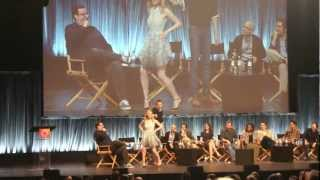 Gillian Jacobs (Britta Perry) - Me So Christmas, Me So Hungry Dance, Community Panel, Paleyfest 2012
