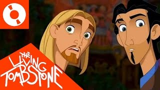 Repeat youtube video The Living Tombstone - THE ROAD TO EL DORADO REMIX! - Free Download!