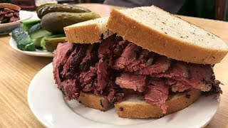 The History of Pastrami