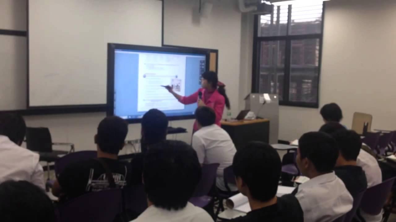 Smart Classroom mix model - YouTube
