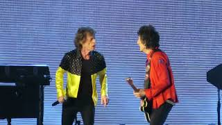 The Rolling Stones - She's So Cold - Gillette Stadium 7-7-19