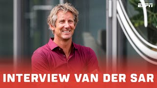 Van der Sar over Ten Hag, Manchester United, Onana en de Super League | Eredivisie