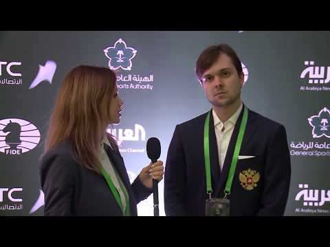 Interview with GM Vladimir Fedoseev