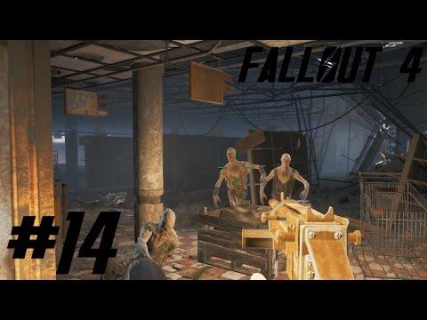 "Fallout 4 #14 ""Super Duper Market"" ★ Let's play"