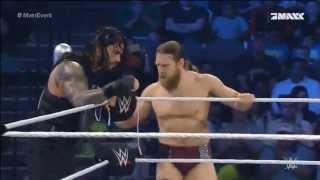 SmackDown - Daniel Bryan, Roman Reigns & Dolph Ziggler vs. Bad News Barret, Big Show & Sheamus