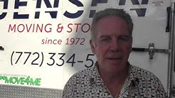 Moving Companies Stuart FL : Customer Review For Jensen Moving And Storage