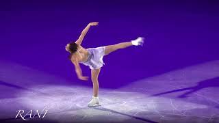 Gambar cover Kaetlyn OSMOND 4K 180225 Pyeongchang 2018 Figure Skating Gala Show