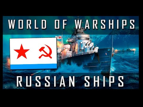 Russian Ships! Overview of World of Warships Soviet Destroyer Line