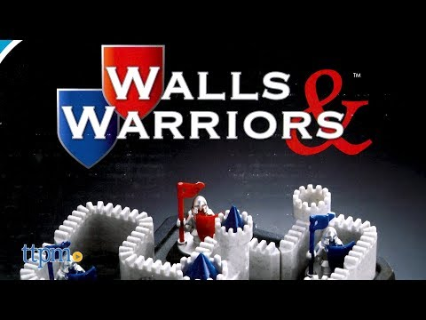 walls-&-warriors-from-smart-games