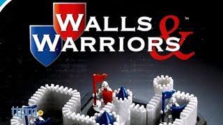 Walls & Warriors from Smart Games