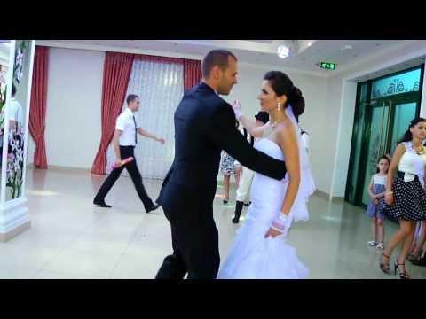 Mihai Traistariu - Cat de frumoasa esti ( Dansul mirilor - Adrian & Doina )