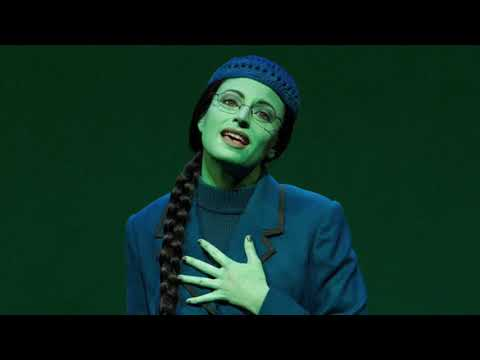 Jackie Burns- The Wizard and I (Broadway)