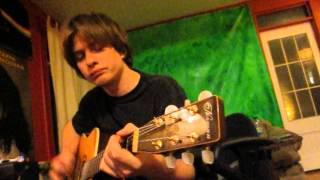 Randal Graves - White Line(Neil Young Cover)