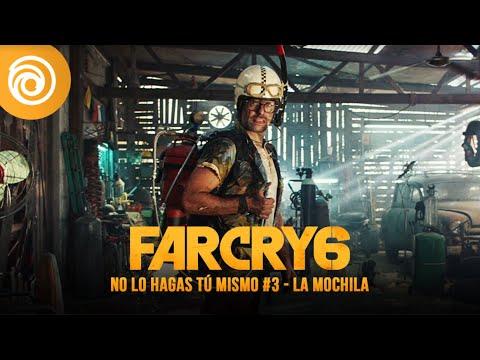 Far Cry 6 - No Lo Hagas Tú Mismo #3 | La Mochila | Ubisoft LATAM