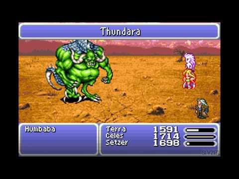 Final Fantasy VI Advance - Humbaba