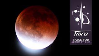 Blue Moon Myths! - Space Pod 08/07/15