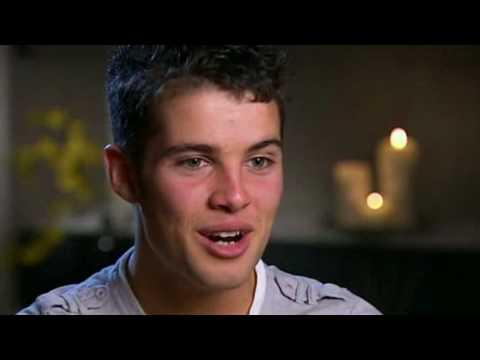 X Factor Joseph Anteater Joe McElderry F...