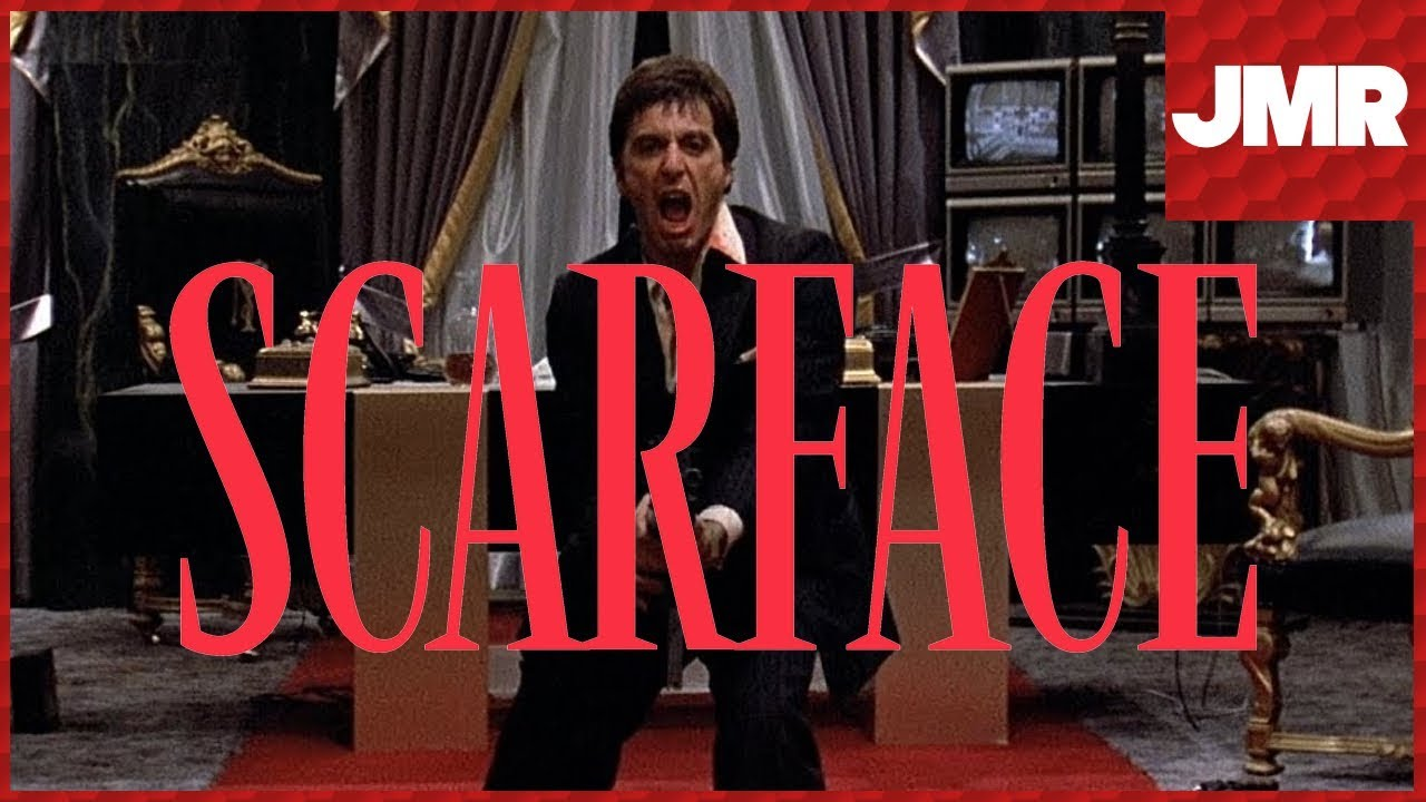 movie analysis on scarface Hamza mohamed: forget film heroes, it's villains who really devote themselves to a cause – none more so than hollywood's greatest bad guy, scarface.