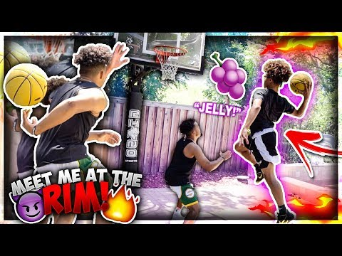"""CLOSEST GAME YET!! """"Meet Me At The Rim!"""" (THE FINALE) ft. Marcelas Howard!😈 🔥 *MUST WATCH*"""