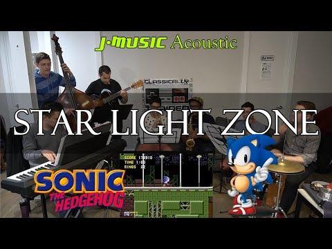 "Sonic 1 - ""Star Light Zone"" Jazz Cover // J-MUSIC Acoustic #05"