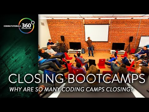 Why Are Coding Bootcamps Shutting Down? | The Iron Yard and Dev Bootcamp Closing Up Shop |Ask A Dev