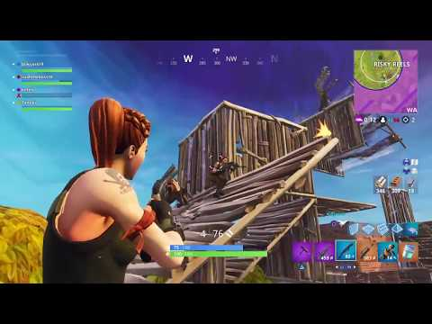 2v14 Clutch! Fortnite (Feat Tx-Noki)