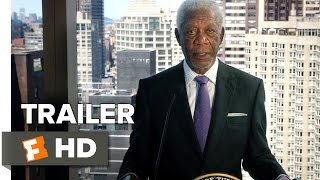 London Has Fallen Official Trailer #2 (2016) - Morgan Freeman, Gerard Butler Movie HD