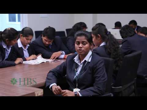 GITAM Hyderabad Business School Infrastructure and activities
