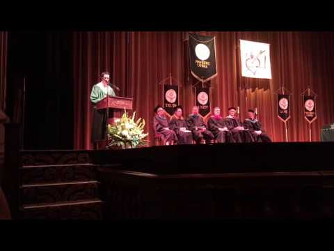 Colin Brankin Valedictory Address - Providence Catholic High School Graduation 2016