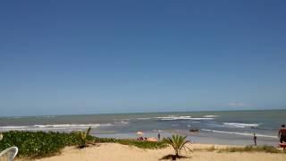 Praia de Mogiquiçaba Bahia