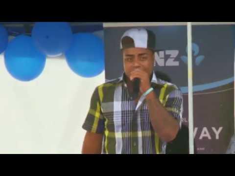 "ANZ Kiribati idol 2015""funny moment"""