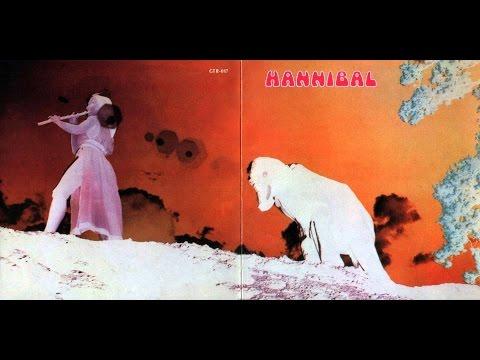 HANNIBAL . UK JAZZ PROG ROCK . 1970