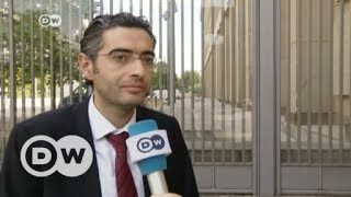 White Helmet evacuated out of Syria speaks with DW | DW English