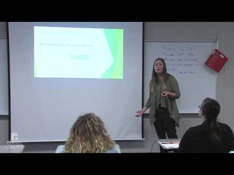 Cuesta College Faculty Lecture Series - Dr. Elizabeth Lobo