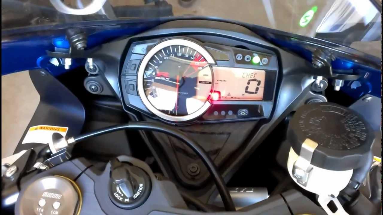 2012 suzuki gsxr 750 youtube