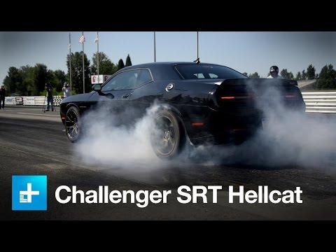2015 Dodge Challenger SRT Hellcat – First Drive