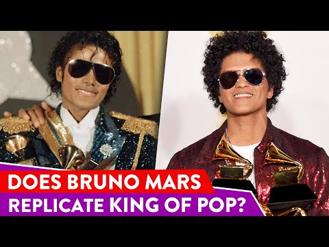 Is Bruno Mars Trying To Replicate Michael Jackson? | ⭐OSSA