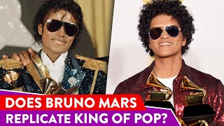 Is Bruno Mars Trying To Replicate Michael Jackson? | ⭐OSSA