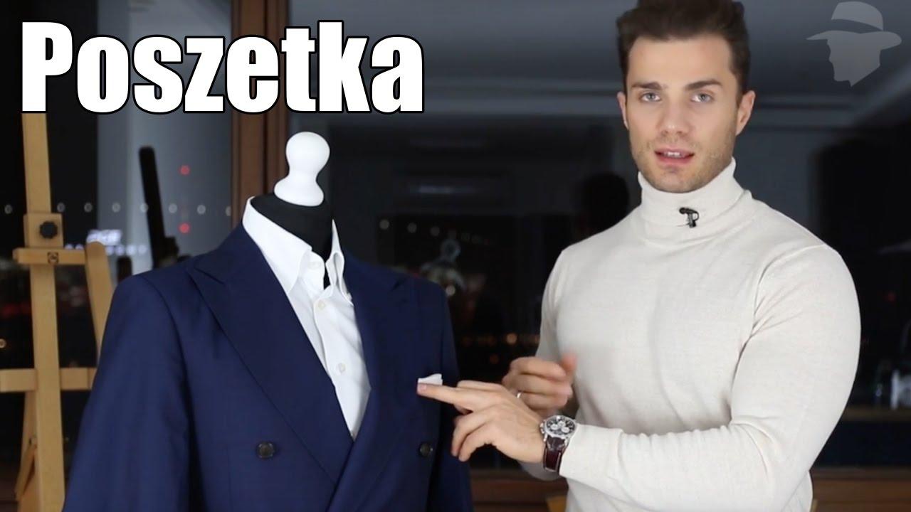 1eccbf219d50a2 Jak składać i nosić POSZETKĘ - poradnik modowy dla mężczyzn - YouTube