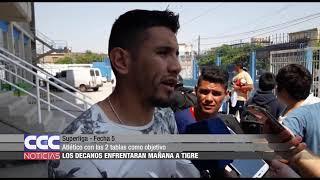 Previa del partido entre Atlético Tucumán vs Tigre