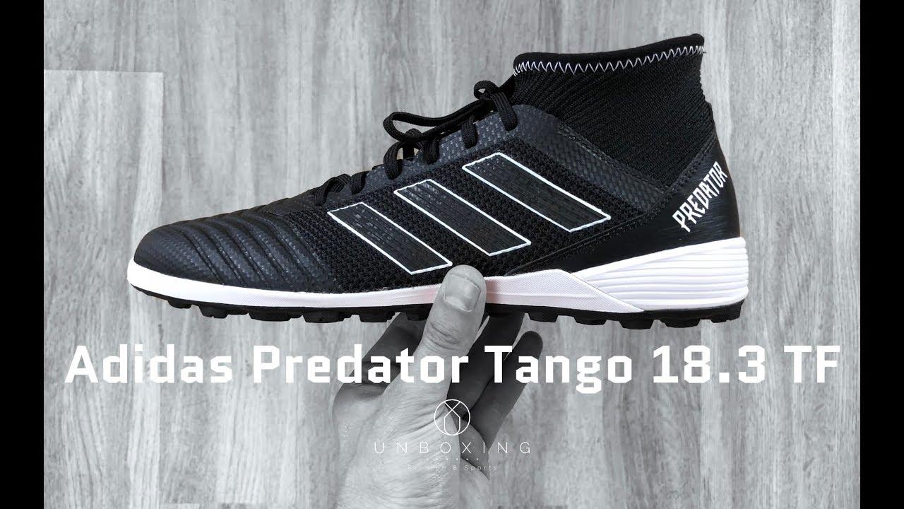 0eac69fc3 Adidas Predator Tango 18.3 TF  Shadow Mode Pack