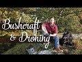 Bushcraft | Droning | Morakniv Giveaway [4K]