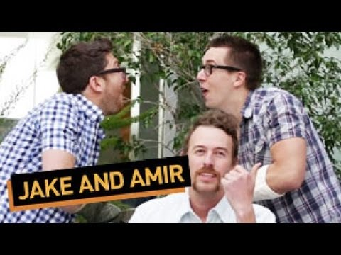 Jake and Amir: April Fools Soup