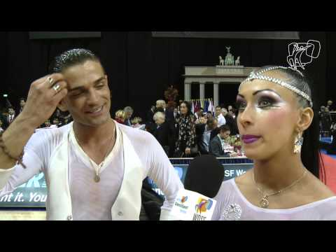 Aniello Langella - Khrystyna Moshenska, ITA | Winners' ITV
