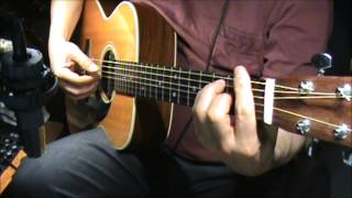 CLOTHES OF SAND- Nick Drake- regular tuning -easier chords