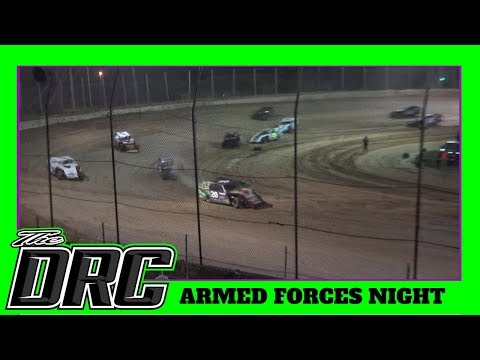 Moler Raceway Park | 5/25/18 | Armed Forced Night | Cohen Recycling Sport Mods