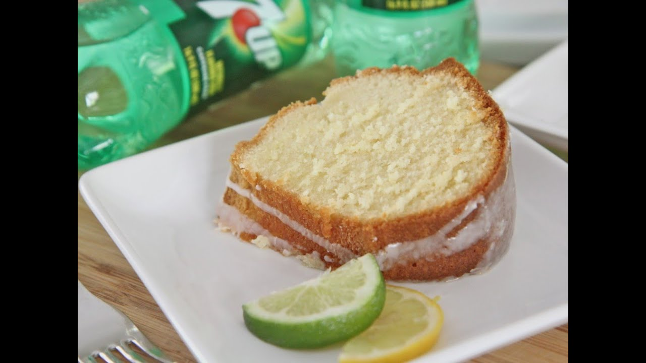 Cake Recipes In Otg Youtube: Old Fashioned 7-Up Pound Cake Recipe