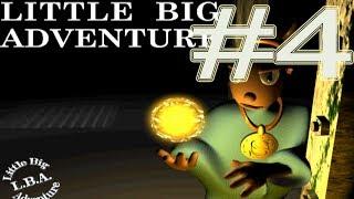 Little Big Adventure PS1 Прохождение #4