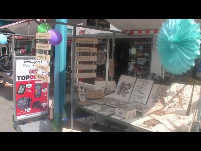 Zomermarkt in Malvert