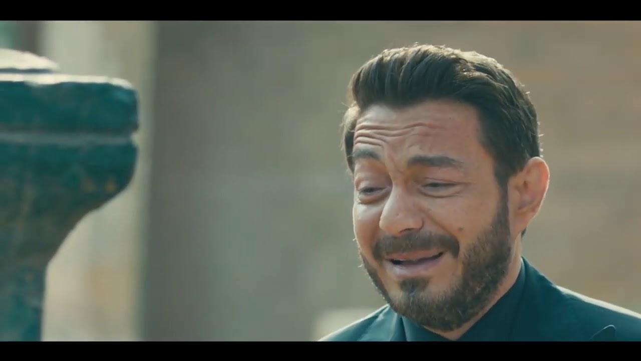 إنهيار طارق عند قبر بنته منة وبيطلب منها إنها تسامحه #لؤلؤ